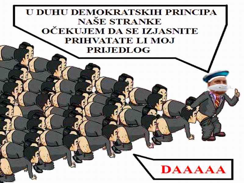 Vanredno stanje za formalizovanje autokratije i očuvanje režima po svaku cijenu